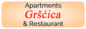 Restaurant Grscica - Korcula apartments